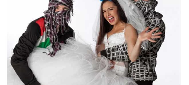 Обряд похищения невесты на Кавказе