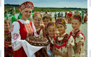 Наследие народа или что такое традиции
