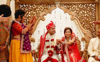 Свадебные традиции Индии. Часть 1