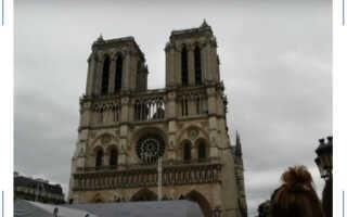 Собор Парижской Богоматери: от А до Я