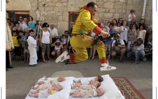 Самые забавные традиции со всего мира