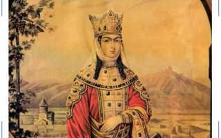 Тамароба — праздник посвященный грузинской царице Тамаре