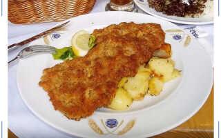 Особенности австрийской кухни