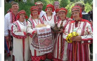 Удивительные обычаи и забавные традиции мордовского народа