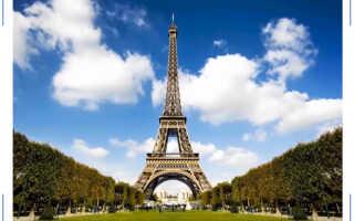 Удивительные факты об Эйфелевой башне
