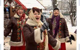 Русская ярмарка