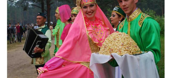 Культура, обычаи и традиции татарского народа
