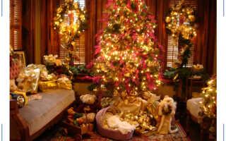 Топ-5 новогодних ритуалов из разных стран мира