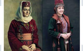 Восточная роскошь: история национального костюма Армении