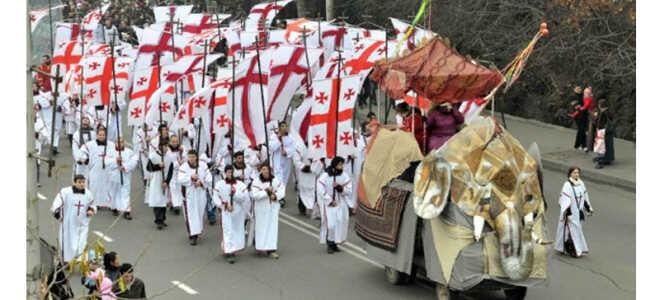 Традиции православного Рождества в разных государствах