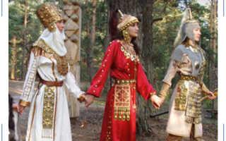 Интересные факты о традициях чувашского народа