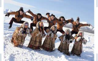 Культура, обычаи и традиции чукчей