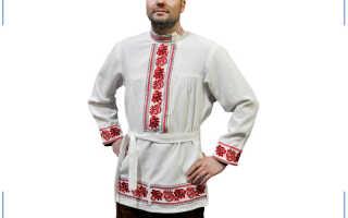 Увлекательная история русской народной рубахи
