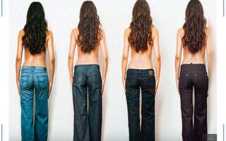 «Запретные штаны» — история джинсов