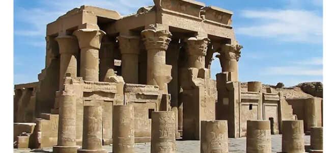8 достопримечательностей Египта