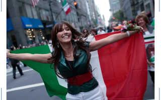 Отличительные черты итальянского менталитета