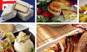 Традиционные блюда Новой Зеландии