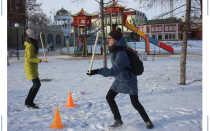 Вспоминаем детство — русские народные игры и забавы