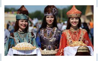 Какую религию исповедуют татары?