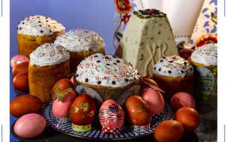 Печем куличи и красим яйца или все, что нужно знать о празднике Пасха