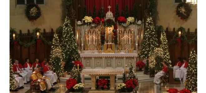 Традиции и история католического Рождества