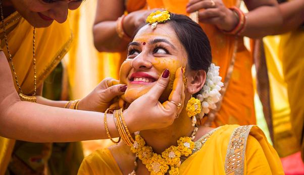традиции свадьбы Индии
