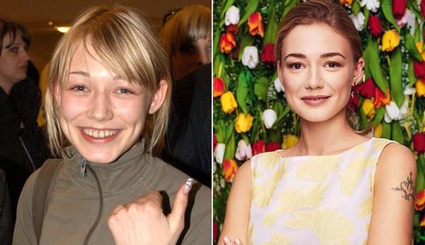 актрисы тогда и сейчас