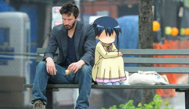 любят аниме