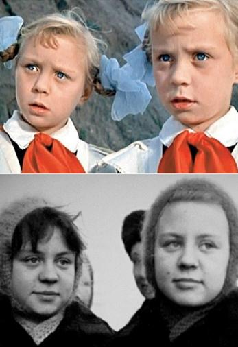 знаменитые близнецы