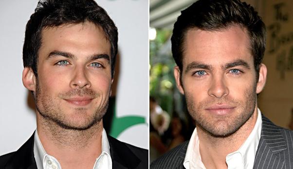 похожи словно близнецы